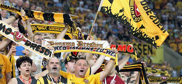 Dynamo gewinnt Testspiel in Großaspach mit 5:1