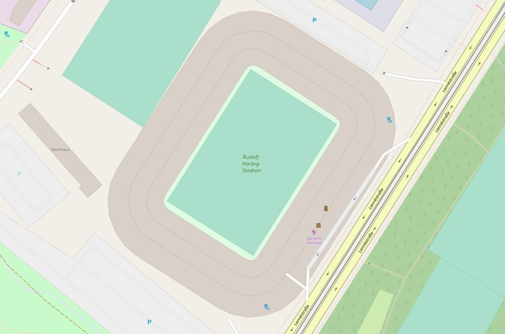 Rudolf Harbig Stadion