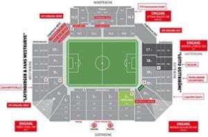 Fritz-Walter-Stadion-Sitzplan